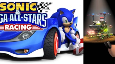 Photo of Sega coloca Banjo & Kazooie em Sonic & Sega All-Stars Racing! [X360]