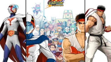 Foto de Review da Gametrailers: Tatsunoko vs Capcom [Wii]