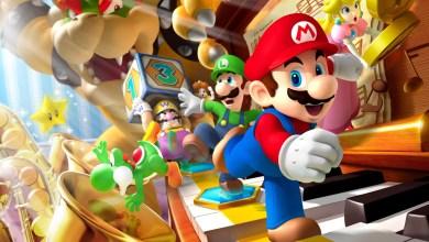 Photo of Wallpaper do dia: Mario Party DS!