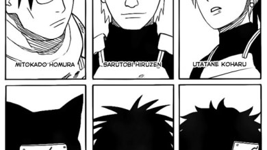 Photo of Conversa de Mangá: Naruto 481 – A Morte de Danzou