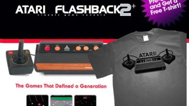 """Foto de """"Novos"""" consoles da Atari e Sega"""