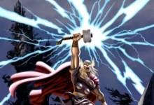 Photo of Por Odin! O jovem Thor em animação (DVD)
