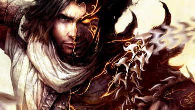 Photo of Wallpaper do dia: Prince of Persia: The Two Thrones!