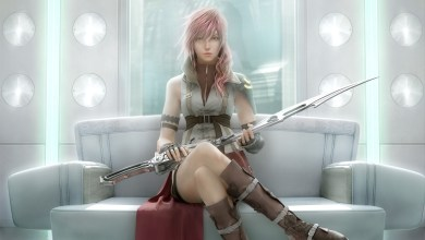 Photo of Wallpaper do dia: Final Fantasy XIII!