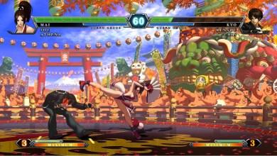 Foto de The King of Fighters XIII ganha suas primeiras telas e Mai Shiranui retornará a franquia!