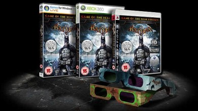Foto de Eidos confirma Batman Arkham Asylum: Game of The Year Edition com suporte a 3D