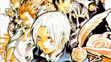 Photo of Nas Bancas: D.Gray-Man – Vol. 09 [A Nossa Esperança]