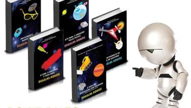 Photo of Livro: O Guia do Mochileiro das Galáxias. Uma obra prima e sem noção!