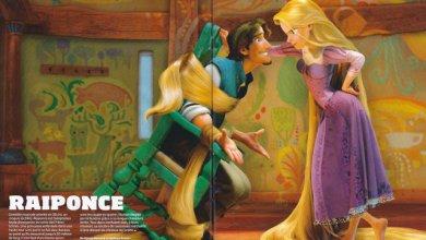 """Foto de Cinema: Disney mostra teaser da animação Rapunzel, que passou a se chamar… """"Tangled""""?"""