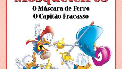 Photo of Editora Abril surpreende e revela coleção Clássicos da Literatura Disney! [O Pato Donald 60 Anos]