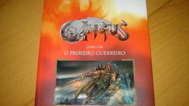 Photo of Especial Literário: Angus – O Primeiro Guerreiro – Orlando Paes Filho