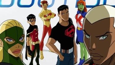 Photo of Young Justice é a próxima animação da DC no Cartoon Network americano!