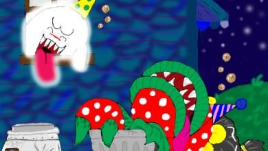 Foto de Nintendo encerra campanha de Mario Party e traz Miis para uma festa! [Wii]