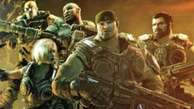 Foto de Gears Of War 3 na capa da Game Informer de Junho! [X360]