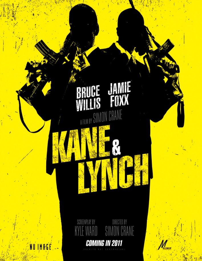 Kane & Lynch pôster