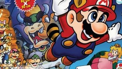 Foto de Super Mario Bros 3: Clássico do NES ganha pôster especial no Brasil!