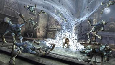 Photo of Gelo, fogo, terra e vento nos golpes do novo vídeo de Prince of Persia: The Forgotten Sands!