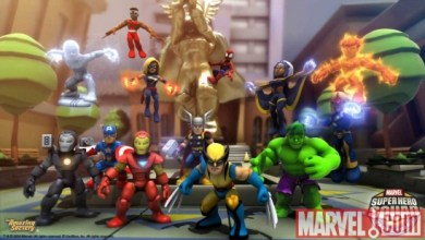 Foto de Marvel anuncia seu MMO baseado em Marvel Super Hero Squad!