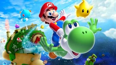 Photo of Cinco pequenas observações que posso fazer sobre Super Mario Galaxy 2!