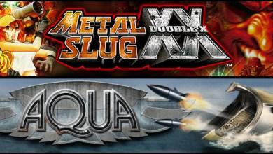 Photo of Lançamentos Live Arcade: Metal Slug XX e Aqua! [X360] [Atualizado]