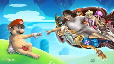 Foto de A Criação de Mario! [PicArt]