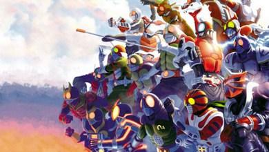 Photo of Kamen Rider 000 é o sucessor de W!