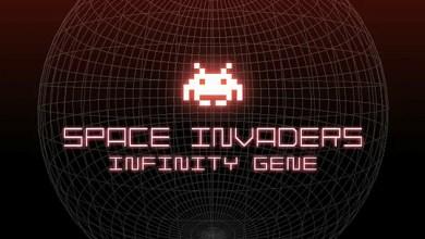 Foto de Space Invaders Infinity Gene chegando na E3! [PS3/360]
