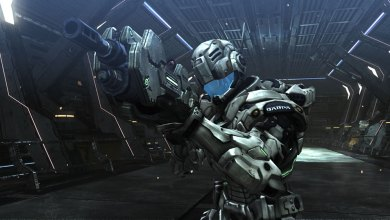 Photo of Vanquish tem gameplay revelado em trailer! [PS3/X360] [E3 2010]