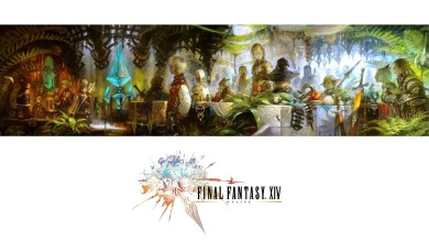 Foto de Wallpaper do dia: Final Fantasy XIV!
