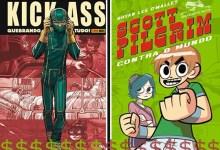 Photo of Scott Pilgrim e Kick Ass: o que eles têm em comum? O preço salgado nas livrarias!