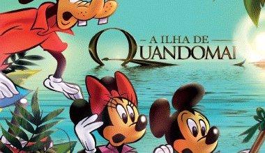Photo of Capas das HQs Disney de Agosto e Setembro/2010! Ilha de Quandomai, Jerry Siegel e mais ed. extras!