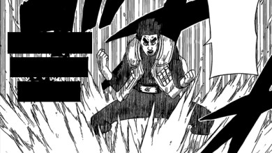 Photo of Conversa de Mangá: Naruto 506 – Gai vs Kisame!