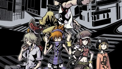 Foto de Wallpaper do dia: The World Ends With You!