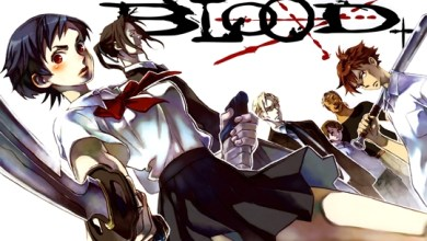 Photo of Wallpaper do dia: Blood+!