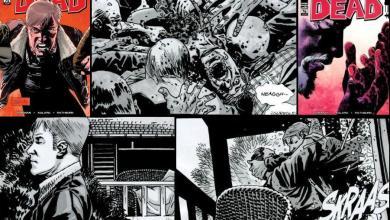 Foto de The Walking Dead: Intervenções, novas confissões e… Davidson? (Edições #75-76)