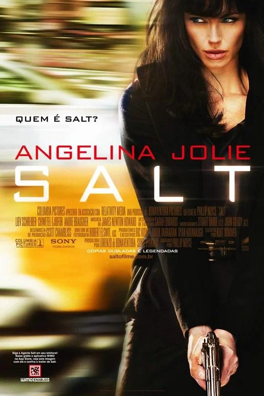 Salt - pôster