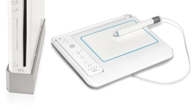 Photo of Wii ganha novo acessório: Um tablet!
