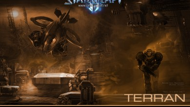 Foto de Primeiras impressões de Starcraft II: Wings of Liberty!