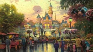 Photo of Wallpaper de ontem: Walt Disney!