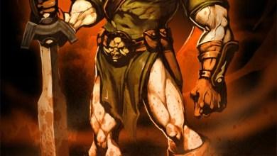 """Foto de E se Link fosse musculoso e barbado? E o Cloud bombadão """"macho de verdade""""?"""