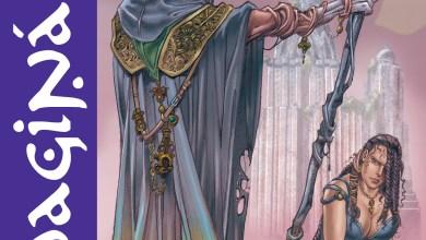 Foto de Imaginários Volume 2: Draco traz lobisomens e zumbis para dar uma folguinha aos alienígenas! [Livro]