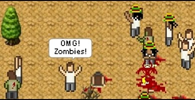 Foto de Jogo em Flash: Infectonator World Dominator!