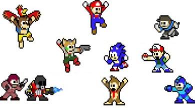 Photo of Se o mundo dos videogames fosse todo refeito no estilo gráfico de Megaman 8-bits seria assim… [PicArt]