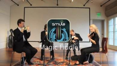 Foto de Magic Fiddle: App do Ipad recria de forma extraordinária instrumentos musicais! [Tecnologia]