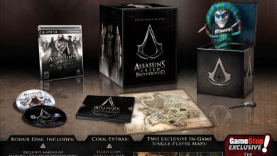 Photo of Assassin's Creed Brotherhood Collector's Edition, isto eu quero aqui em casa!