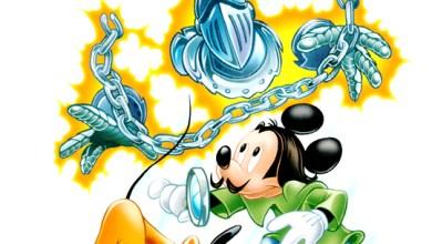 Foto de Clássicos da Literatura Disney #25 desta semana tem Mickey em série inédita e completa! [Edgar Allan Poe]