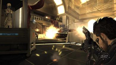 Foto de Deus EX: Human Revolution ganha vídeo com dois minutos de gameplay! [PS3/X360/PC]