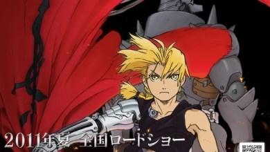 Foto de Primeiro trailer do novo filme de Fullmetal Alchemist está no ar! [Anime/Cinema]