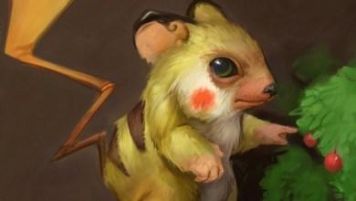 Photo of Pokémon! Temos que peg… ARGH! [FanArt]