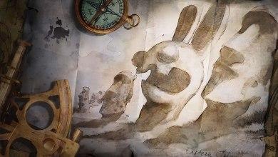 Photo of Wallpaper de ontem: Raving Rabbids: Travel in Time!